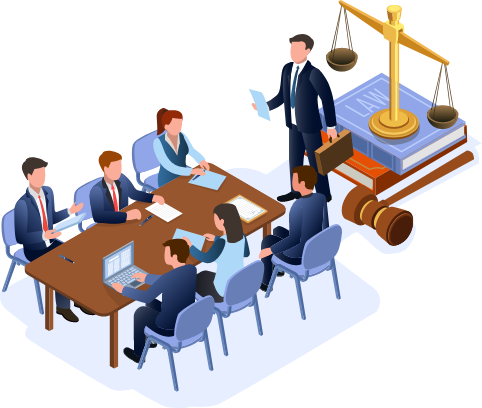 訴訟の提起および訴訟対応